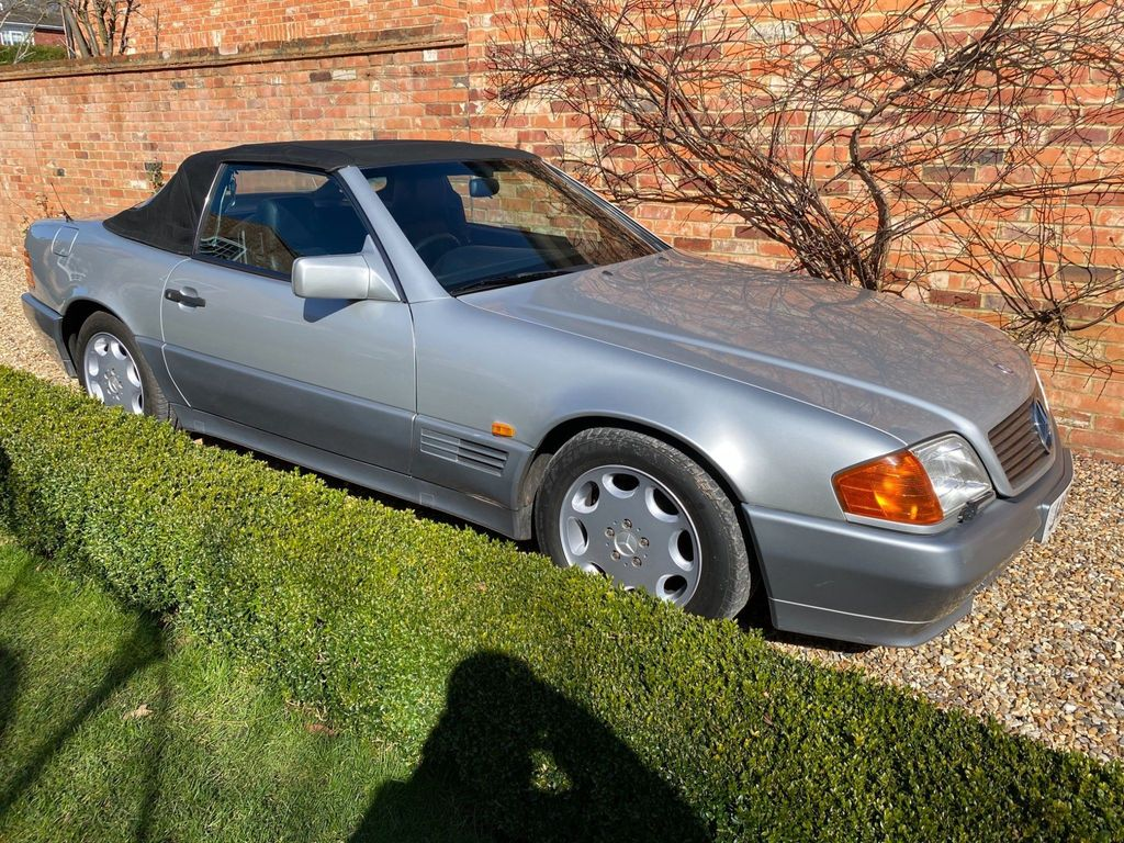 Mercedes-Benz 300 Convertible 3.0 SL 2dr