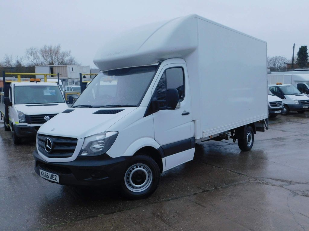 Mercedes-Benz Sprinter Luton SOLD SOLD SOLD