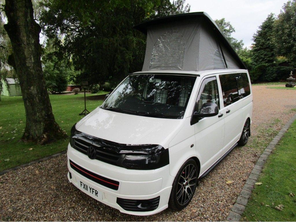 Volkswagen Transporter Campervan 2.0 TDI T30 Panel Van 4dr Diesel Manual (SWB) (203 g/km, 138 bhp)