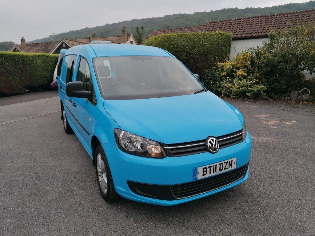 Volkswagen CADDY MAXI C20 TDI Van Conversion 1.6 TDI C20 Maxi Camper Van 5dr Diesel Manual (101 bhp)