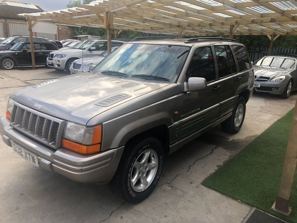 Jeep Grand Cherokee SUV 4.0 Orvis 4WD 5dr