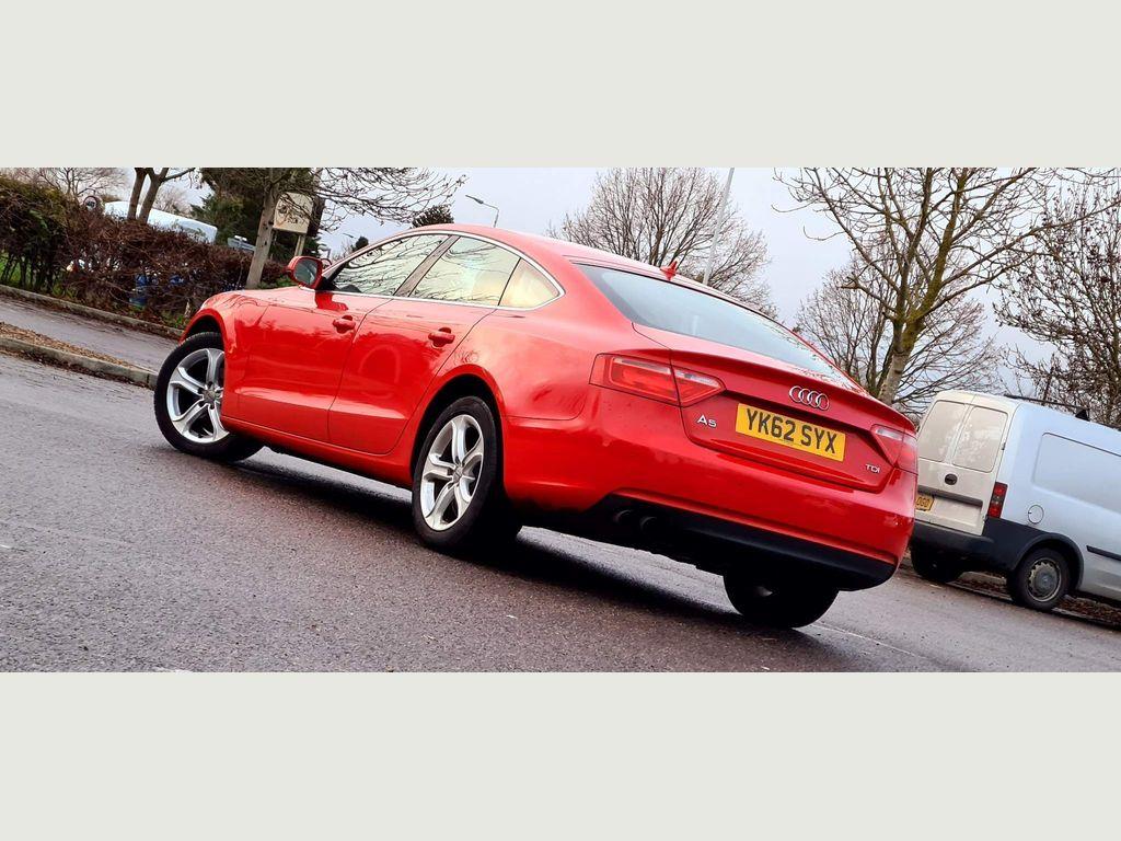 Audi A5 Hatchback 2.0 TDI SE Technik Sportback 5dr