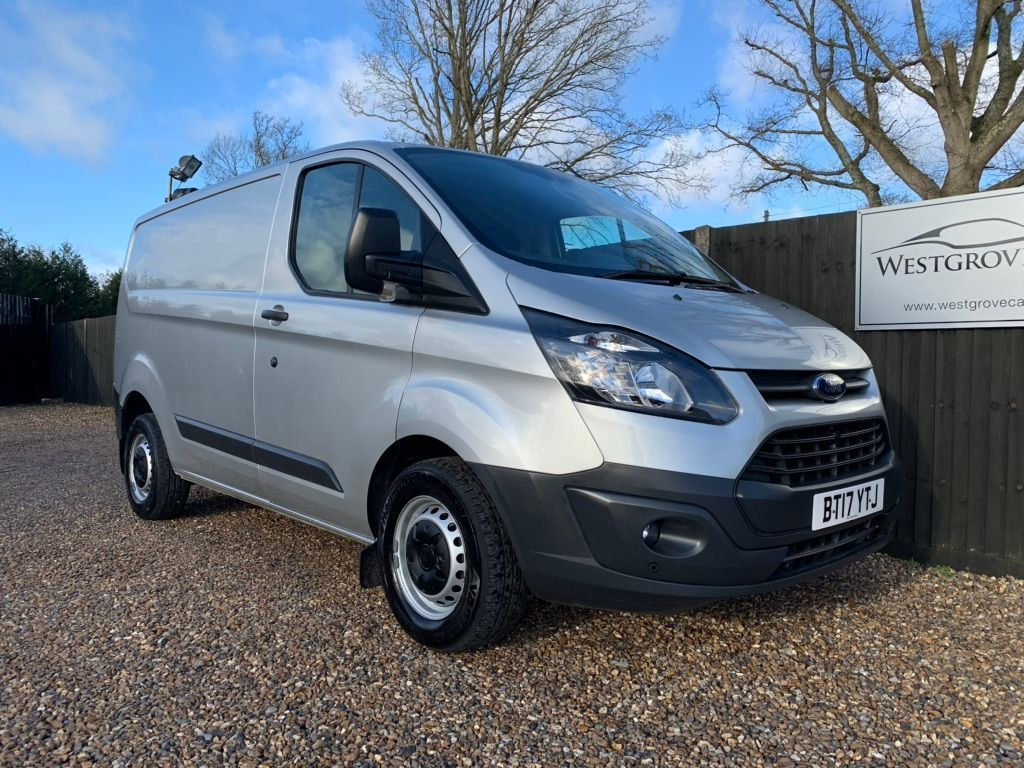 Ford Transit Custom Panel Van 2.0 290 L1 H1 Euro 6