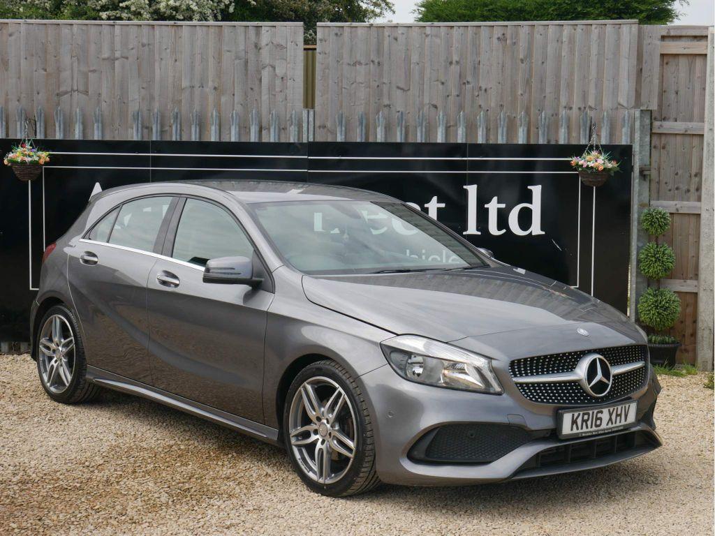Mercedes-Benz A Class Hatchback 1.6 A180 AMG Line (Executive) (s/s) 5dr