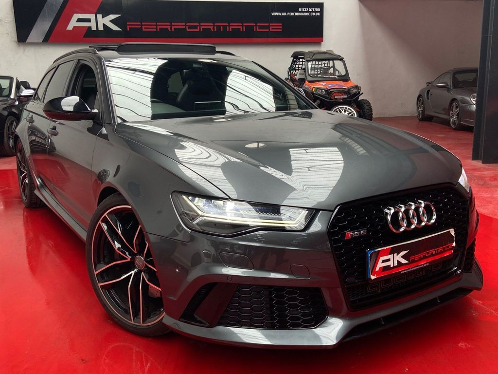 Used Audi Rs6 Avant Estate 4.0 Tfsi V8 Avant Tiptronic ...