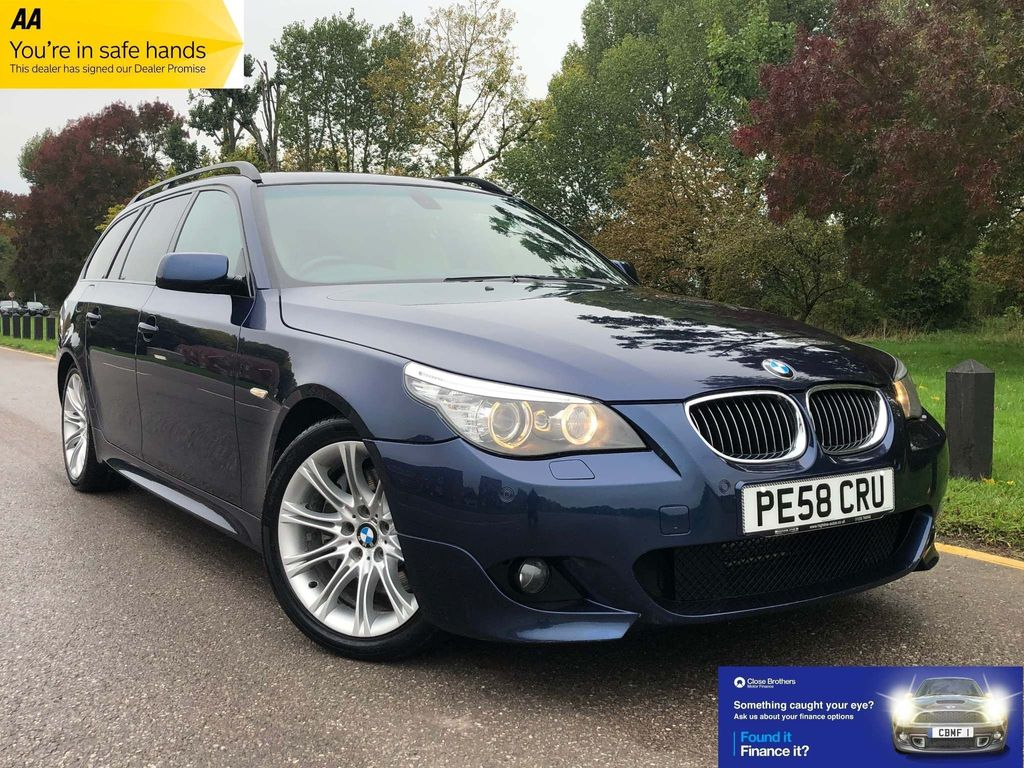 BMW 5 SERIES Estate 3.0 530i M Sport Touring 5dr
