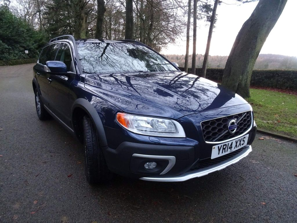 Volvo XC70 Estate 2.0 D4 SE Nav Geartronic (s/s) 5dr