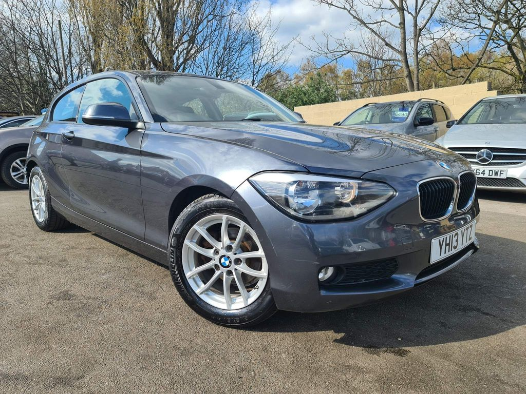 BMW 1 Series Hatchback 1.6 116d ED EfficientDynamics Sports Hatch 3dr
