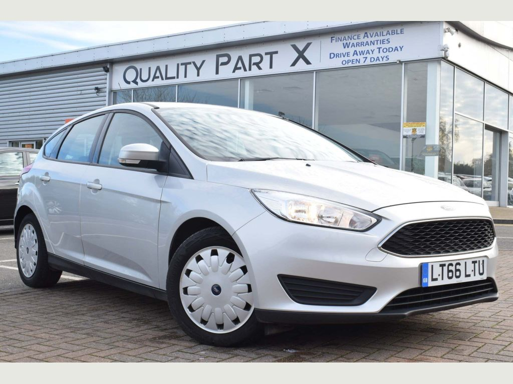 Ford Focus Hatchback 1.5 TDCi ECOnetic Style (s/s) 5dr