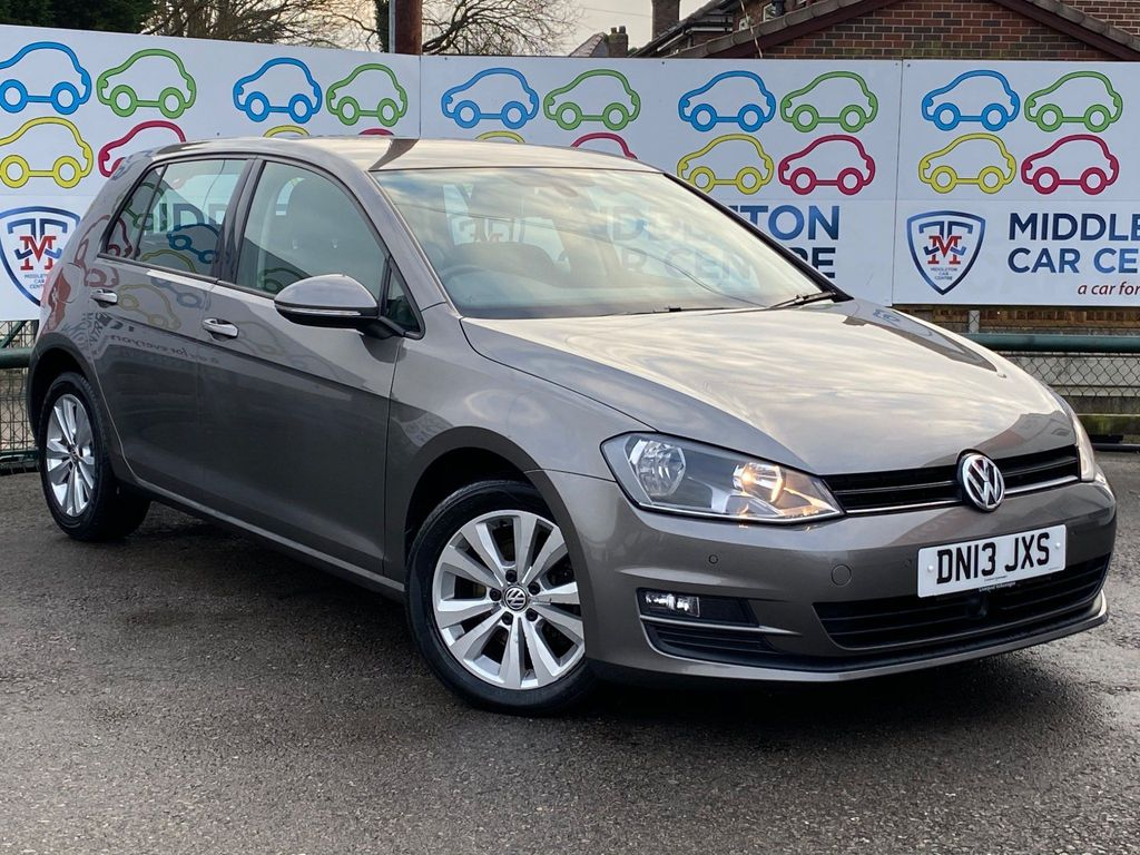 Volkswagen Golf Hatchback 2.0 TDI BlueMotion Tech SE (s/s) 5dr