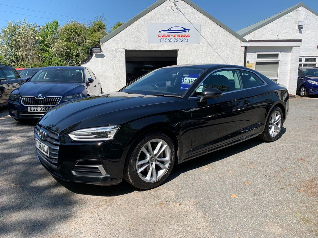Audi A5 Coupe 2.0 TDI ultra Sport (s/s) 2dr