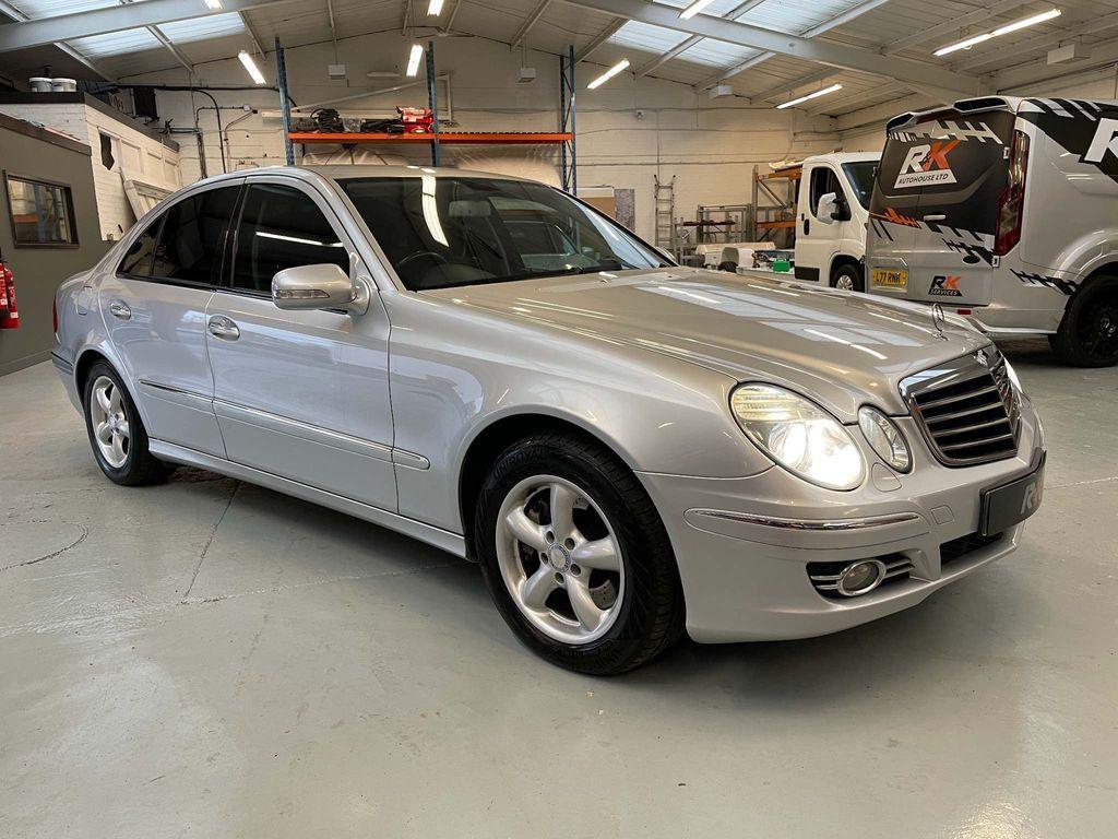 Mercedes-Benz E Class Saloon 3.0 E280 CDI Sport G-Tronic 4dr