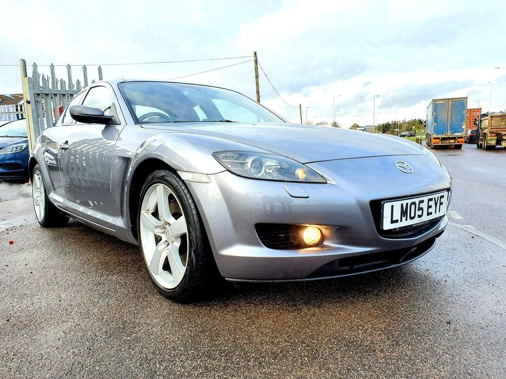 Mazda RX-8 Coupe 1.3 4dr