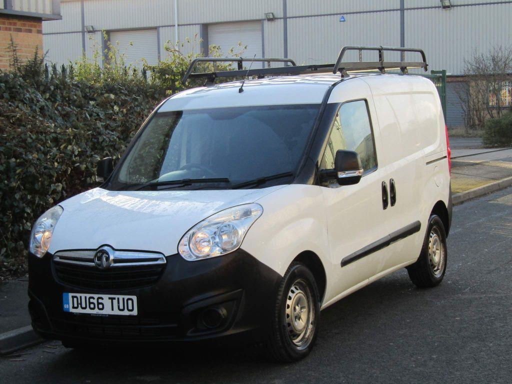 Vauxhall Combo Panel Van 1.3 CDTi 2000 ecoFLEX 16v Panel Van L1 H1 (s/s) 3dr (EU6)(ecoFLEX)