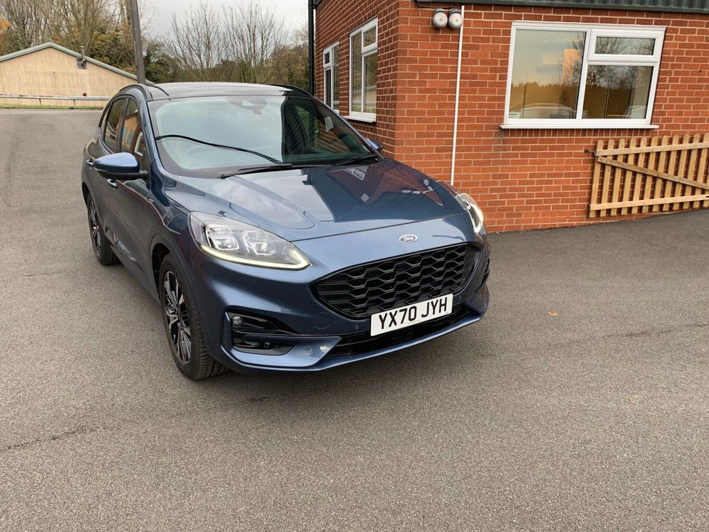 Ford Kuga SUV 1.5 EcoBlue ST-Line X Auto (s/s) 5dr