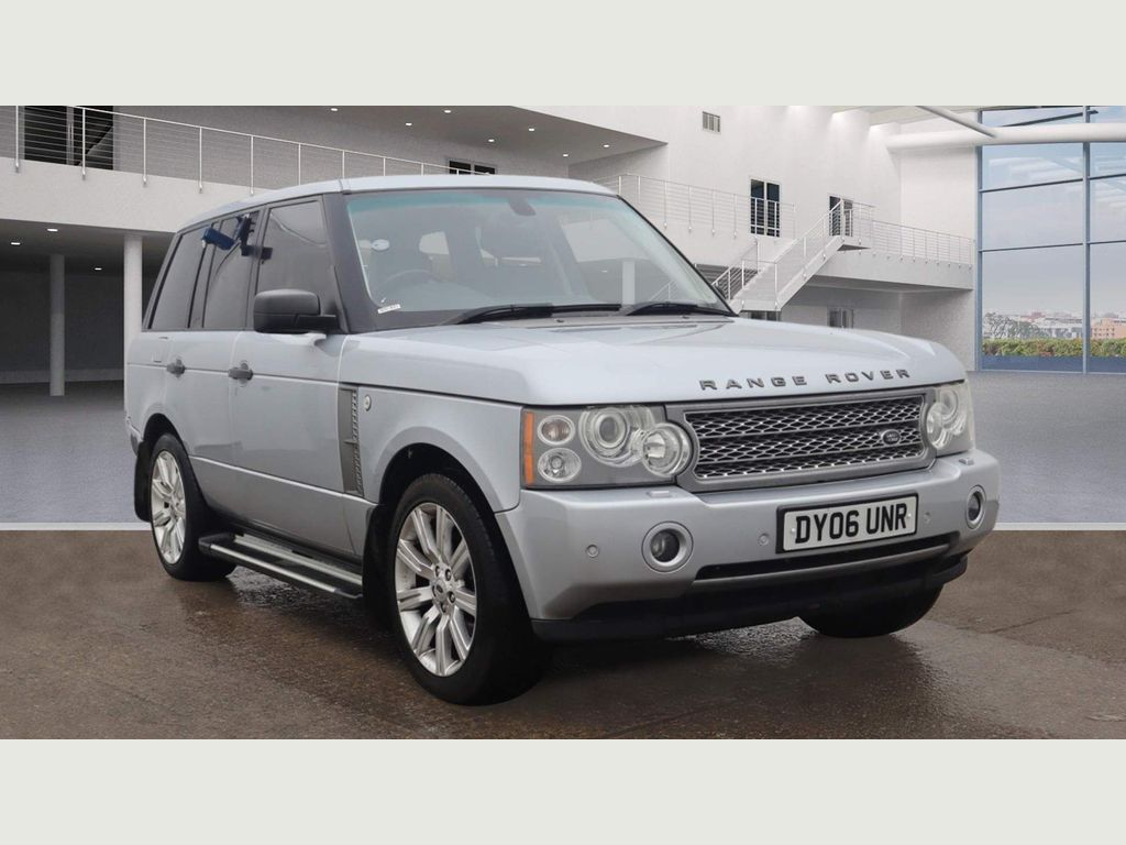 Land Rover Range Rover SUV 3.0 Td6 Vogue 5dr