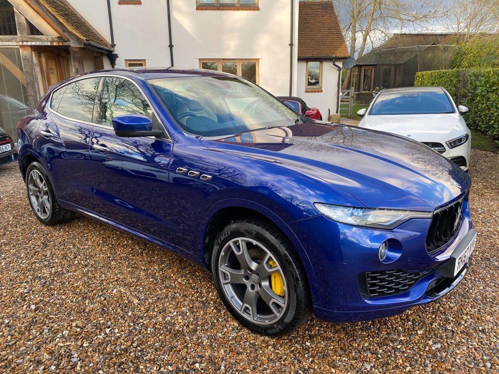 Maserati Levante SUV 3.0D V6 ZF 4WD (s/s) 5dr