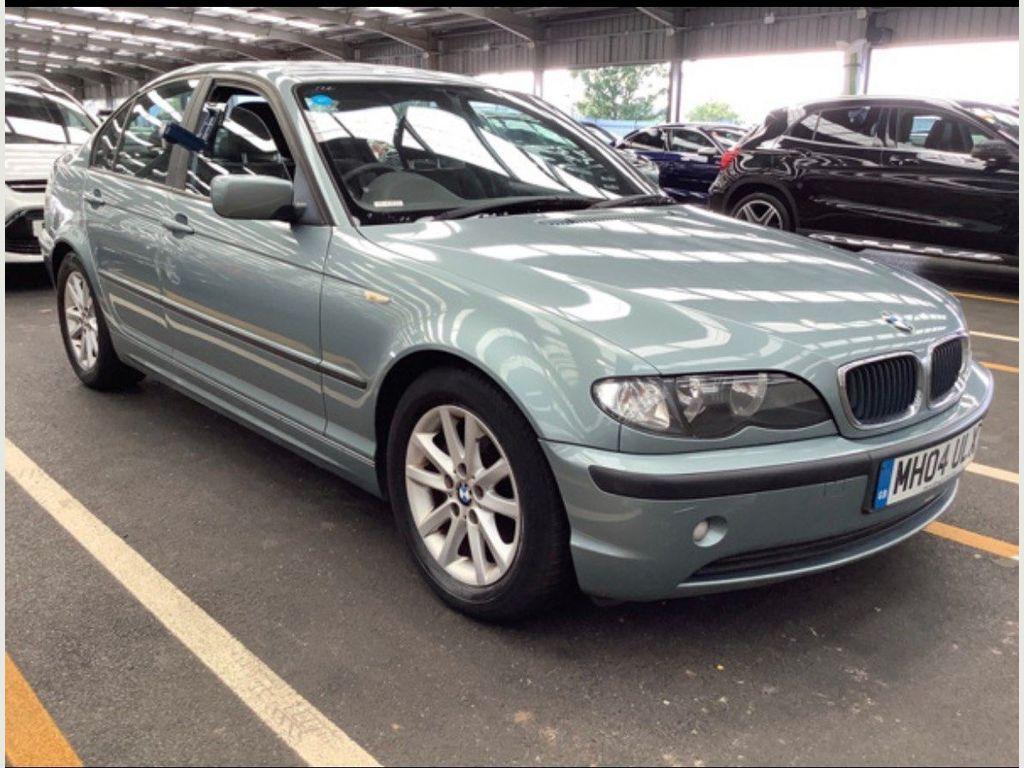 BMW 3 Series Saloon 1.8 316i ES 4dr