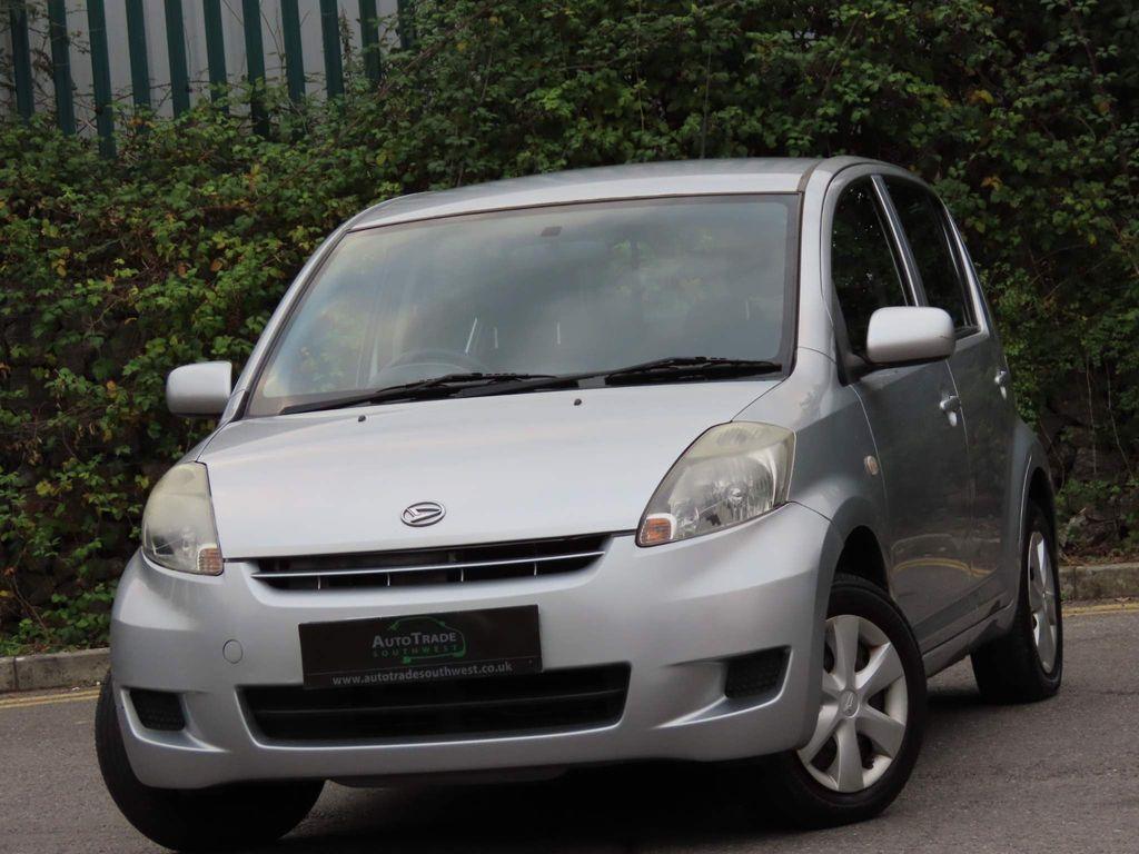Daihatsu Sirion Hatchback 1.3 S 5dr