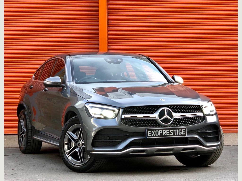 Mercedes-Benz GLC Class Coupe 2.9 GLC400d AMG Line (Premium Plus) G-Tronic+ 4MATIC (s/s) 5dr