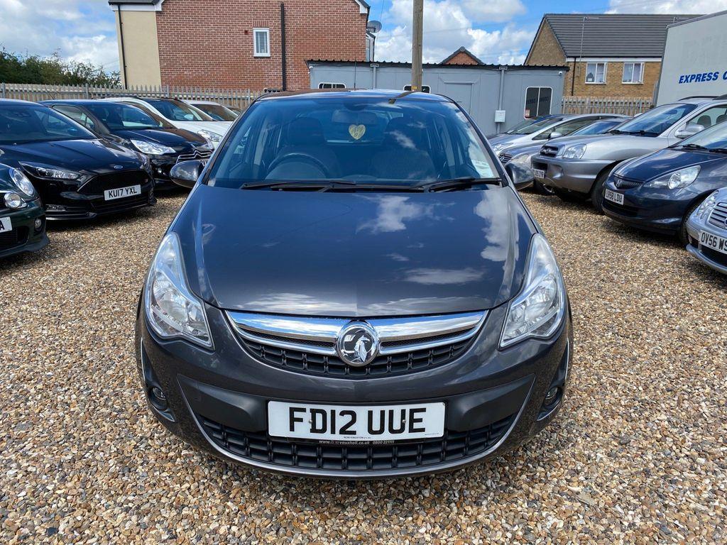 Vauxhall Corsa Hatchback 1.2 i ecoFLEX 16v SE (s/s) 5dr (a/c)