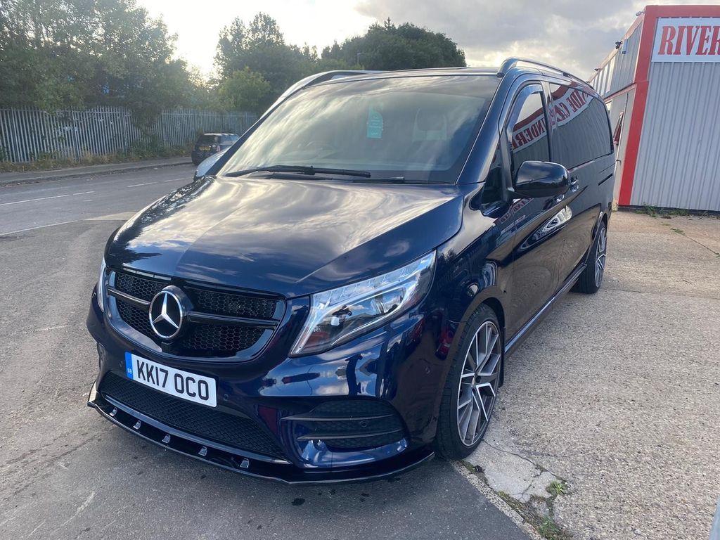 Mercedes-Benz Vito Combi Van 2.1 119 CDi BlueTEC Sport Crew Van G-Tronic+ RWD L2 EU6 (s/s) 5dr
