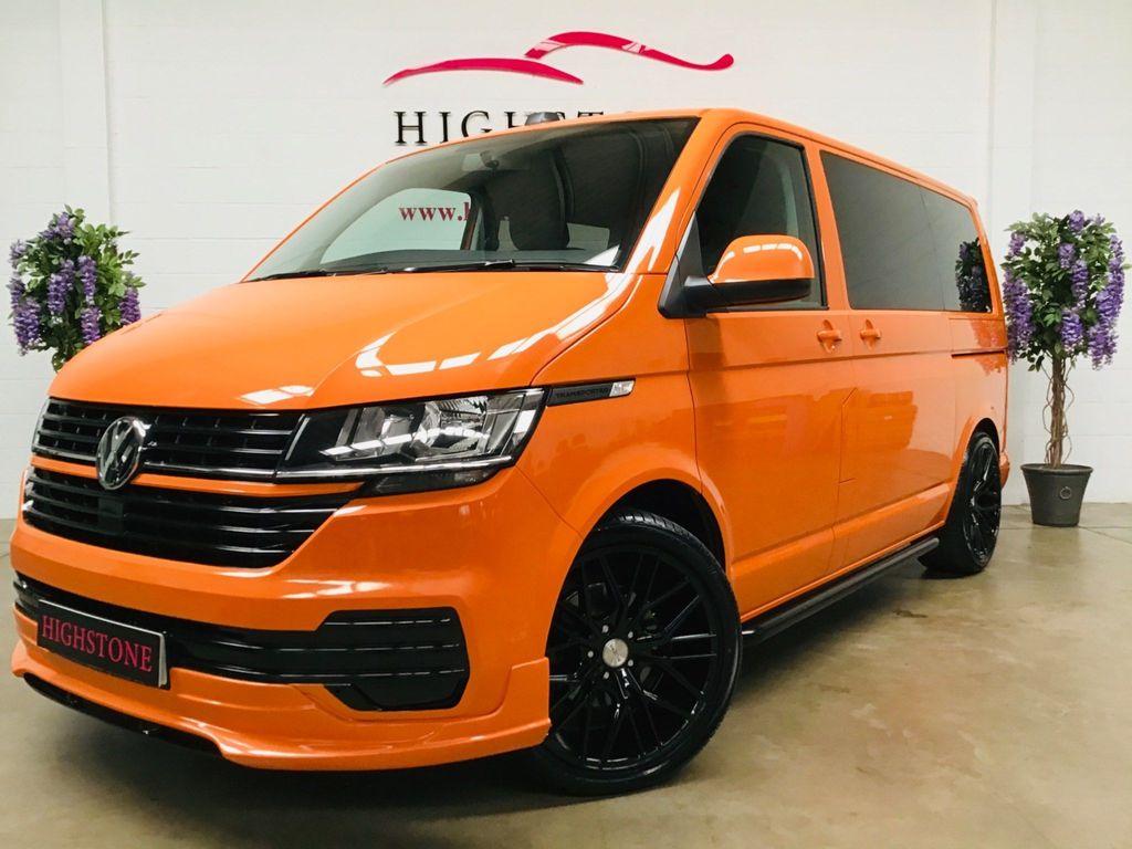 Volkswagen Transporter Panel Van SPORTLINE STYLING KOMBI