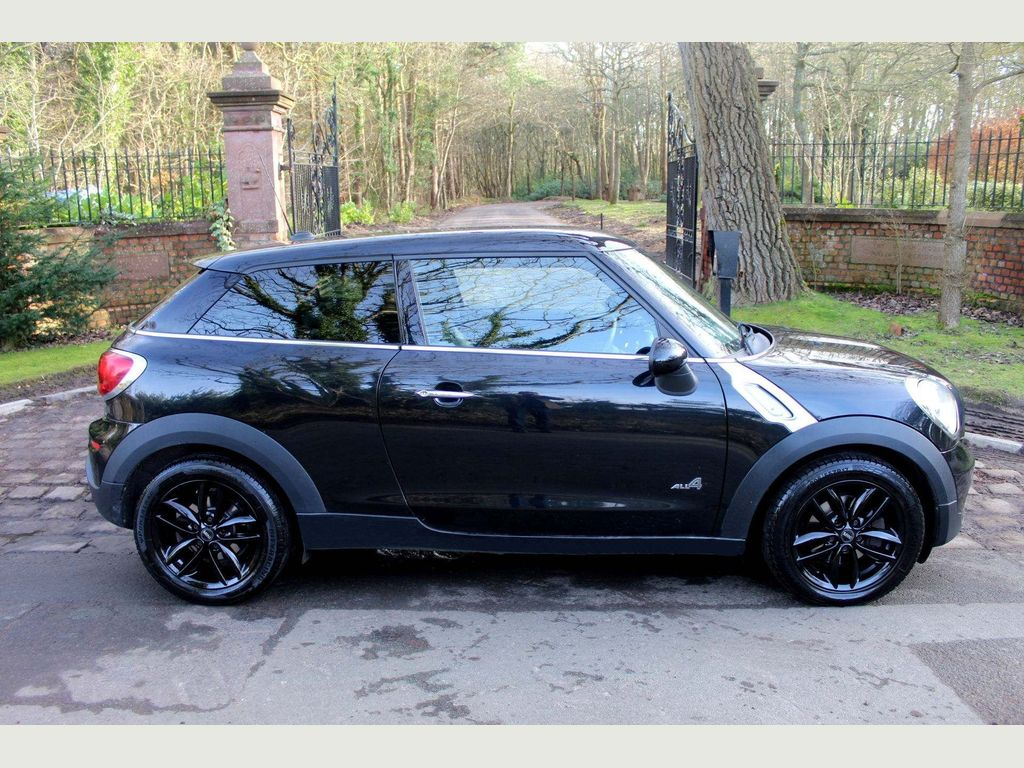MINI Paceman Hatchback 2.0 Cooper D (Chili) ALL4 3dr