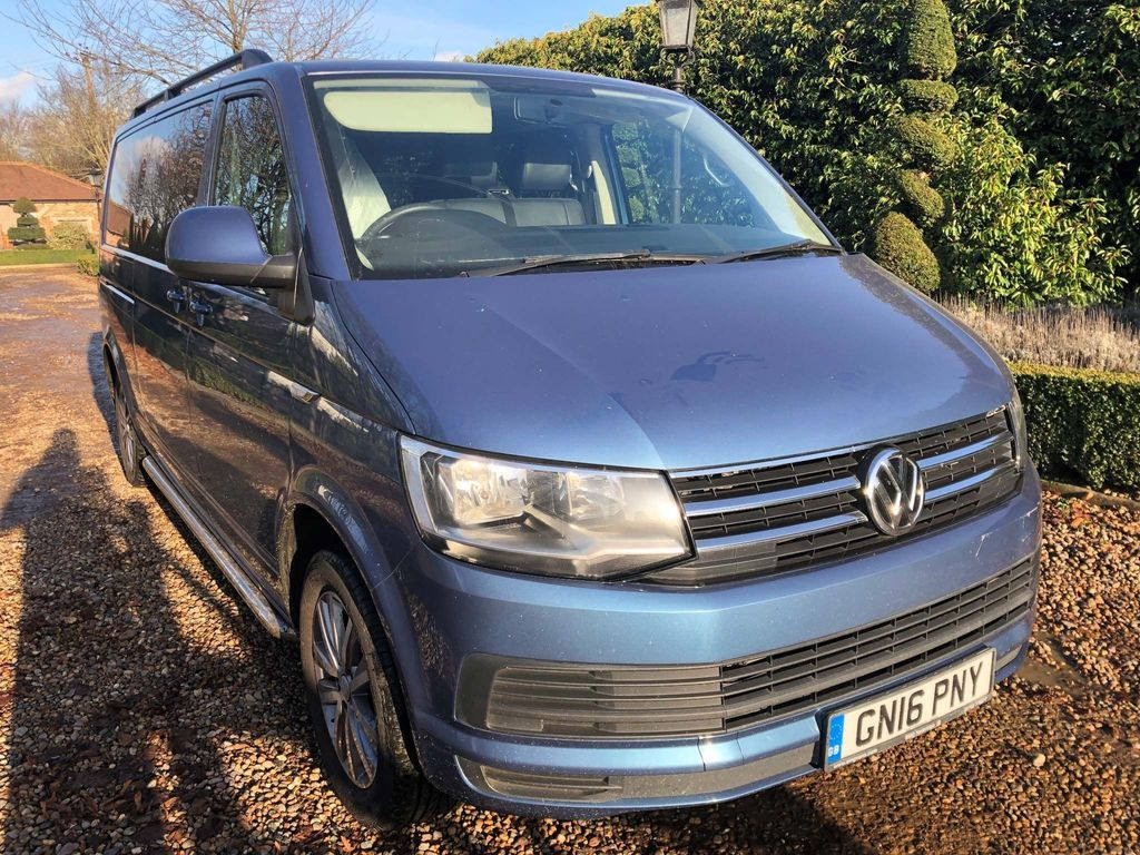 Volkswagen Transporter Shuttle Other 2.0 TDI BlueMotion Tech SE Shuttle DSG FWD (s/s) 5dr