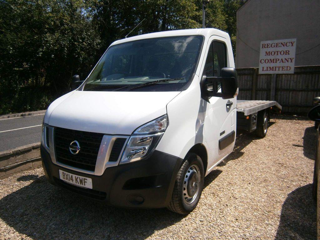 Nissan NV400 Vehicle Transporter 2.3 dCi 35 SE FWD L3 EU5 2dr