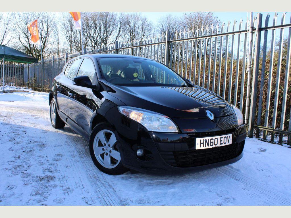 Renault Megane Hatchback 1.5 dCi Dynamique Tom Tom 5dr (Tom Tom)