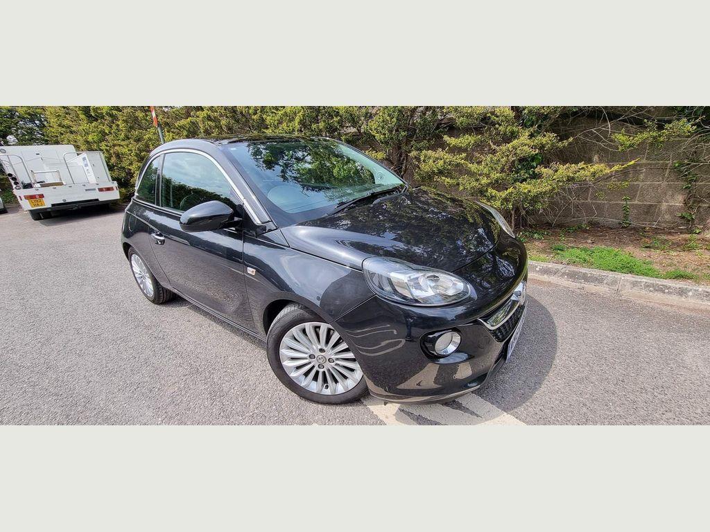 Vauxhall ADAM Hatchback 1.0i Turbo ecoFLEX GLAM (s/s) 3dr