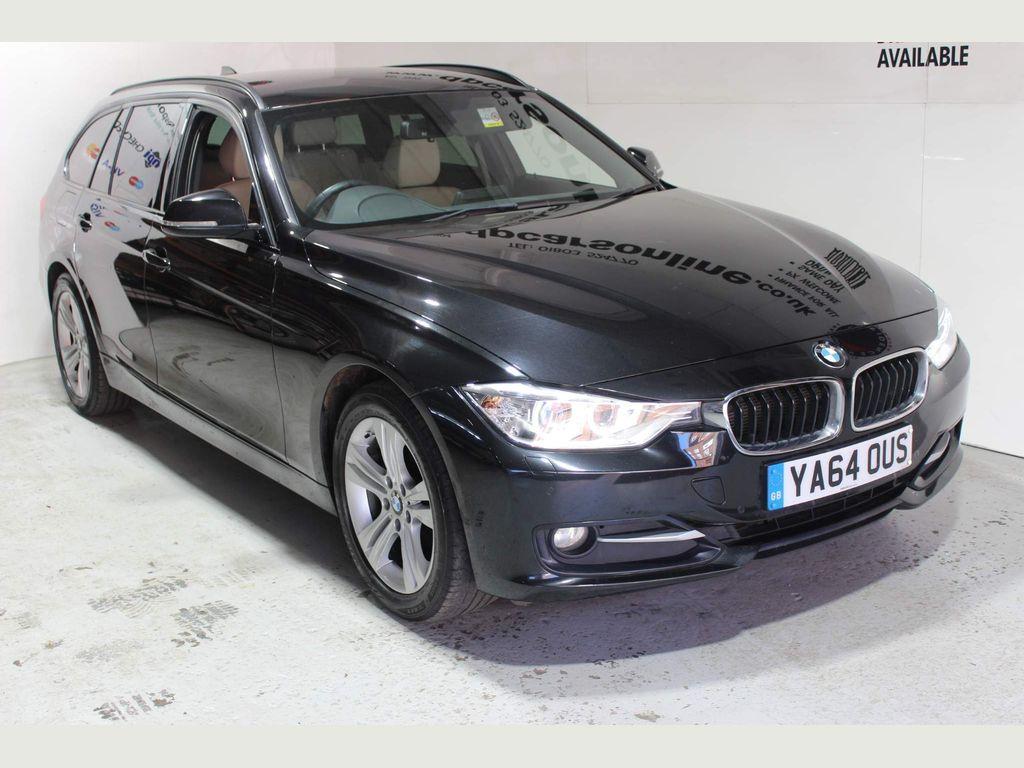 BMW 3 Series Estate 2.0 318d Sport Touring Auto (s/s) 5dr