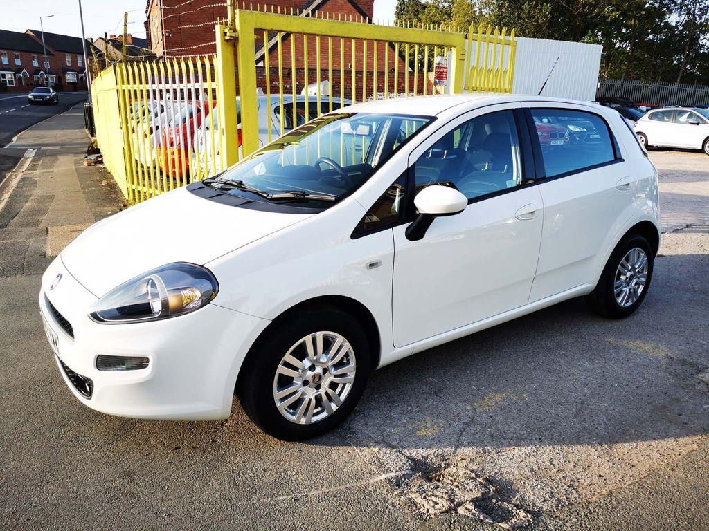 Fiat Punto Hatchback 1.4 Easy (s/s) 5dr