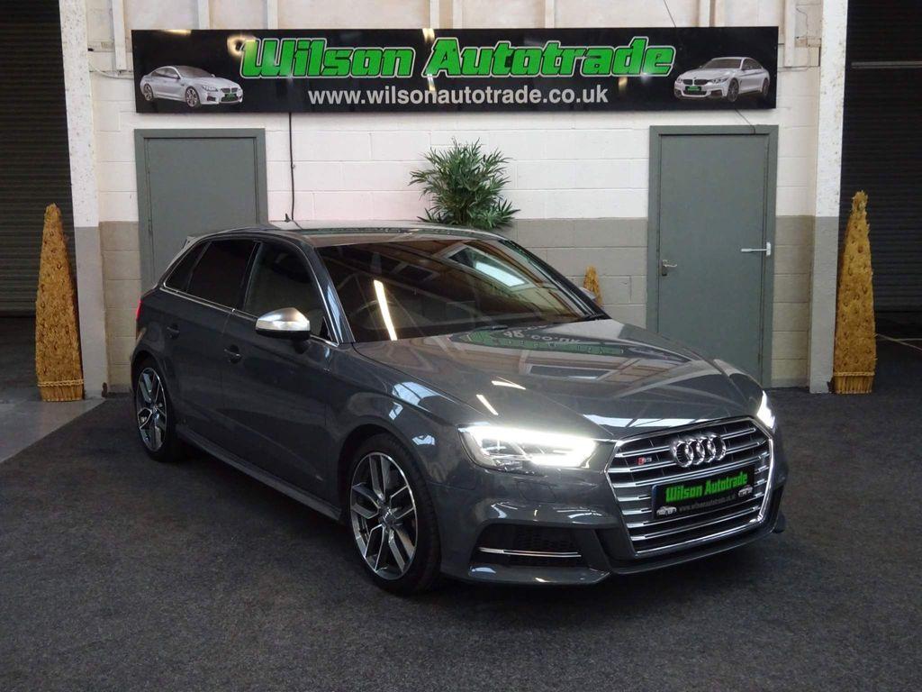 Audi S3 Hatchback 2.0 TFSI Sportback quattro (s/s) 5dr