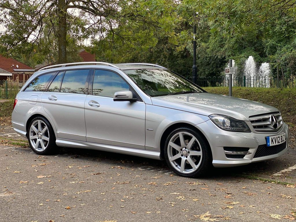 Mercedes-Benz C Class Estate 1.8 C180 BlueEFFICIENCY Edition Edition 125 G-Tronic 5dr