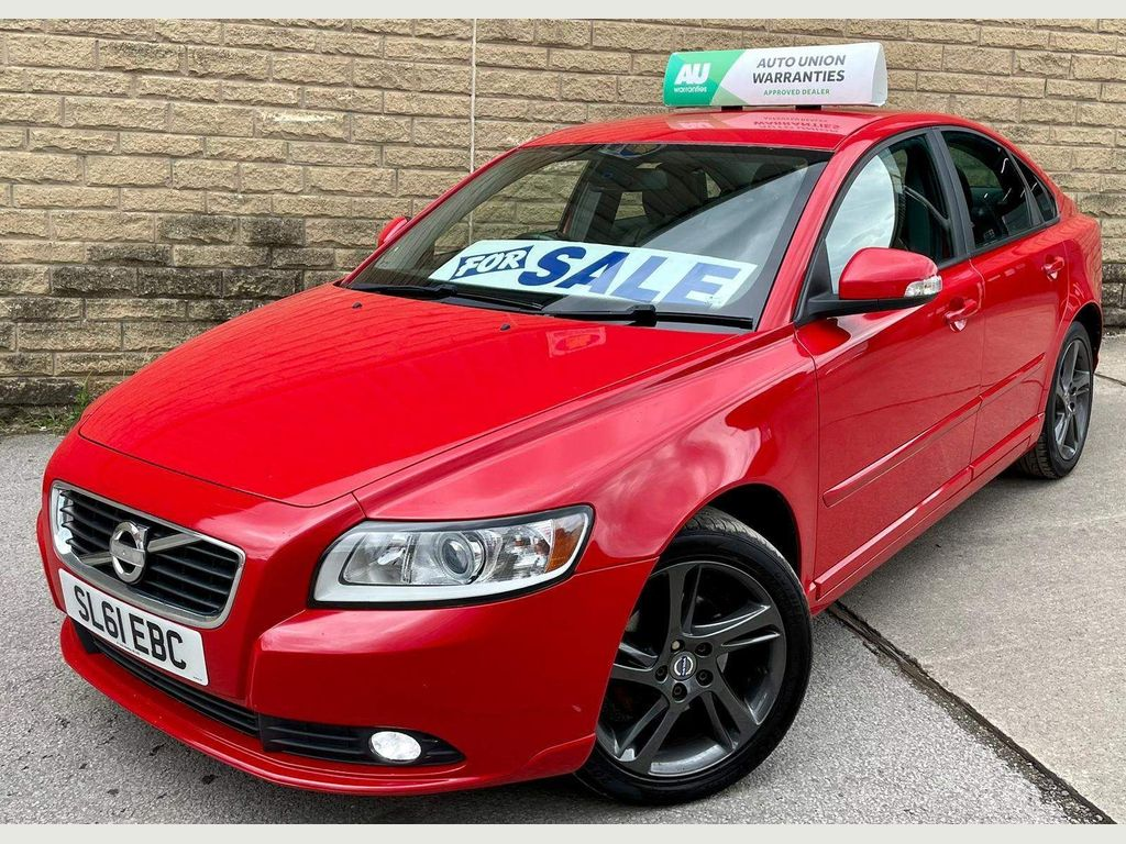 Volvo S40 Saloon 2.0 SE Lux Edition 4dr