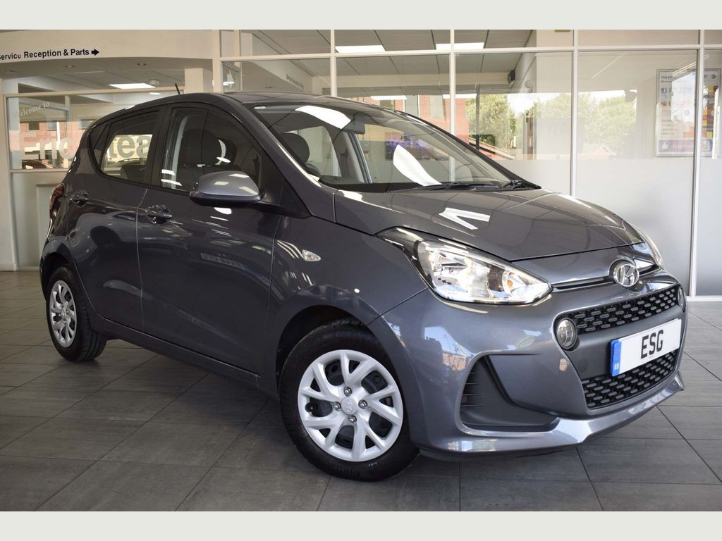 HYUNDAI I10 Hatchback 1.2 SE Manual 5dr