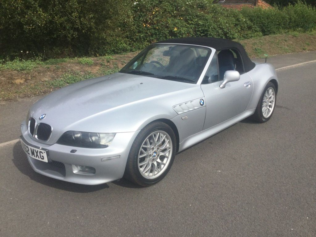 BMW Z3 Convertible 3.0 Sport 2dr
