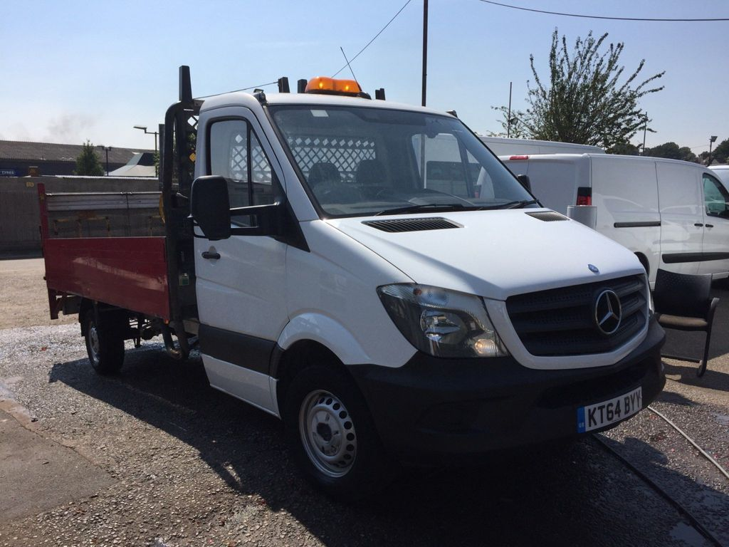 Mercedes-Benz Sprinter Dropside DROPSIDE 14 FOOT WITH TAIL LIFT