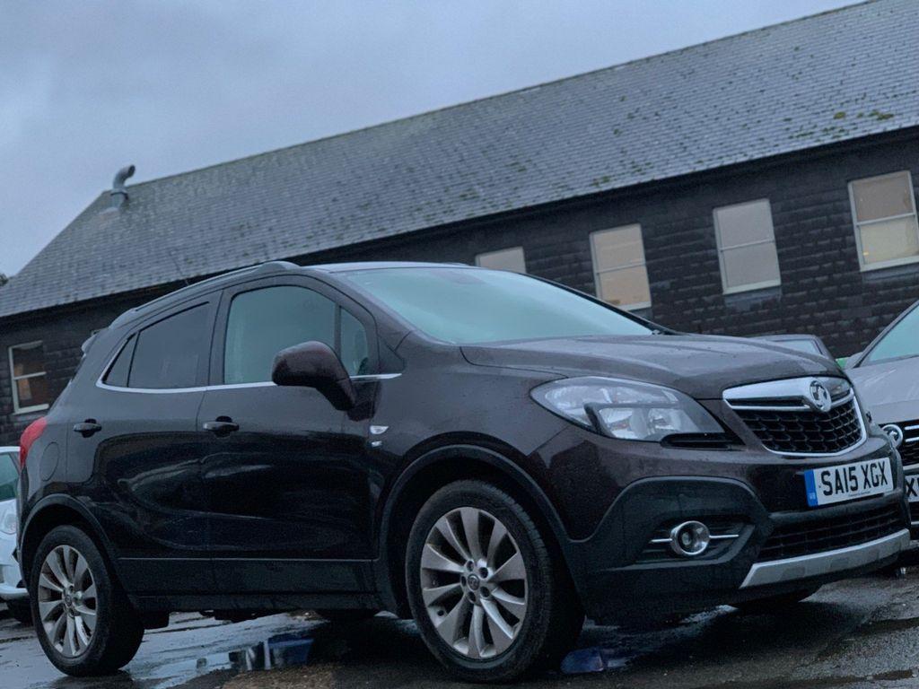 Vauxhall Mokka Hatchback 1.6 i VVT 16v SE (s/s) 5dr