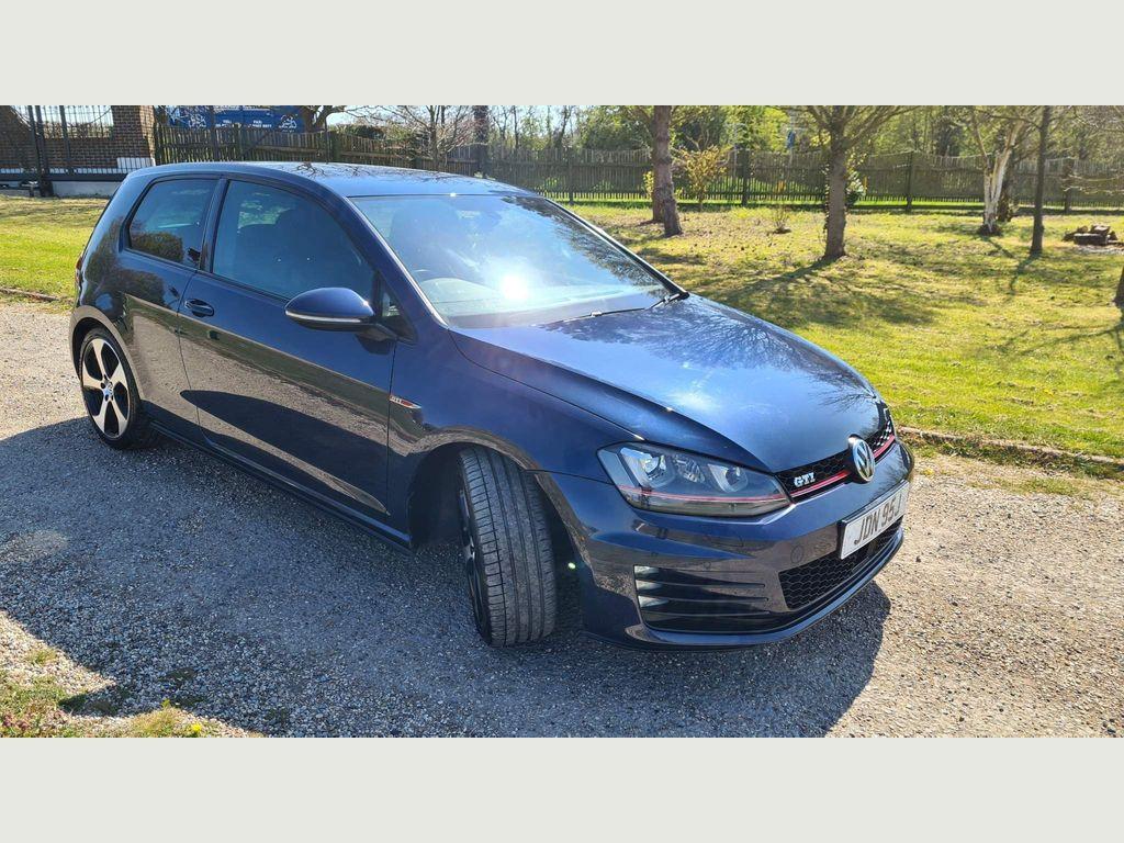 Volkswagen Golf Hatchback 2.0 TSI BlueMotion Tech GTI 3dr