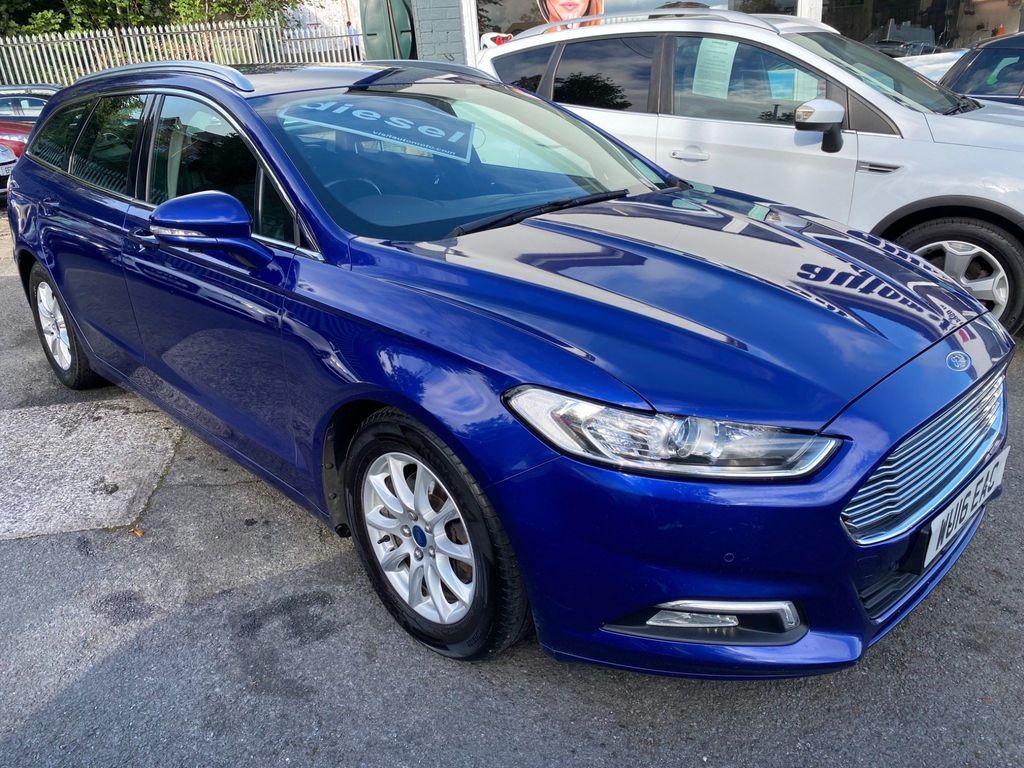 Ford Mondeo Estate 1.5 TDCi ECOnetic Zetec (s/s) 5dr