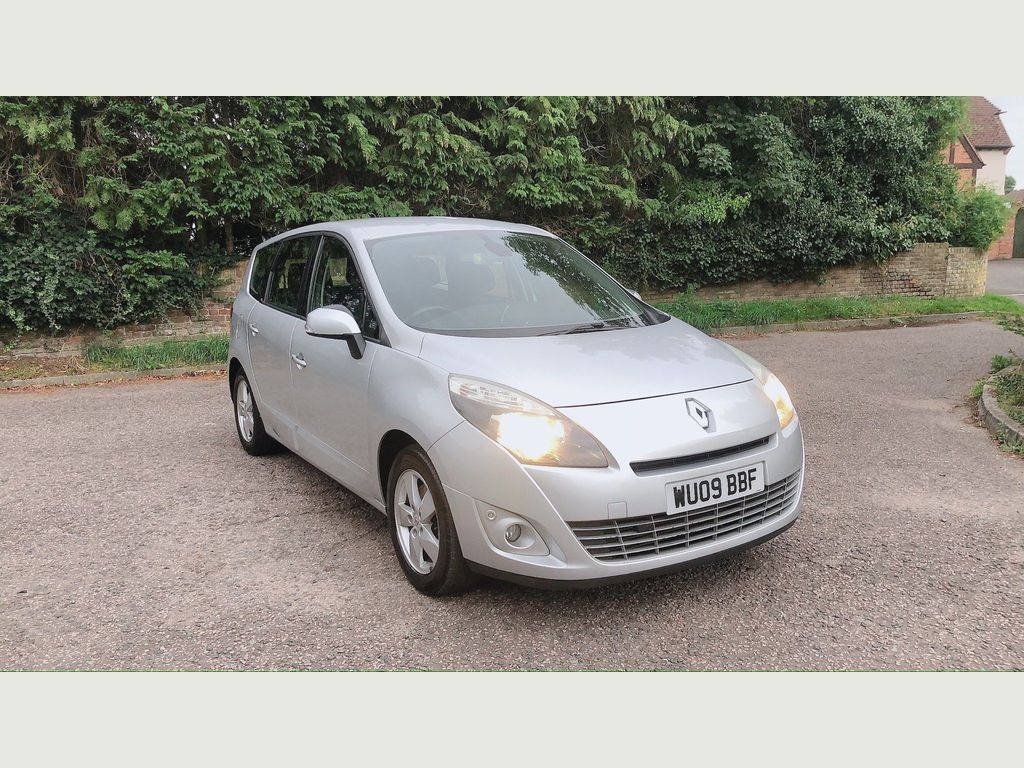 Renault Scenic MPV 1.4 TCe Dynamique Bose Pack 5dr (Tom Tom)