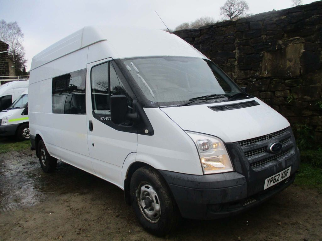 Ford Transit Panel Van 2.2 TDCI 350 LWB COMBI VAN HIGH ROOF RWD