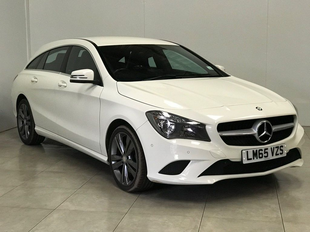 Mercedes-Benz CLA Class Estate 2.1 CLA200 Sport Shooting Brake (s/s) 5dr
