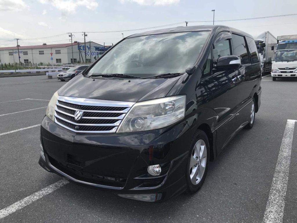 Toyota Alphard MPV 2.4 AS