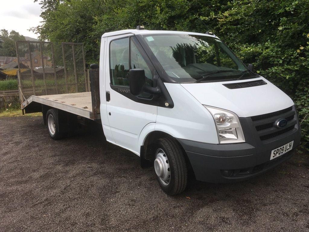 FORD TRANSIT Unlisted TWIN WHEEL RECOVERY
