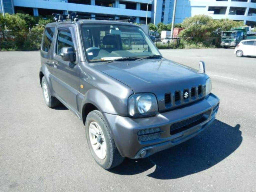 Suzuki Jimny SUV 1.3 VVT X-Adventure 4WD 3 Door (Auto)
