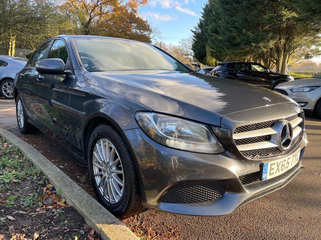 Mercedes-Benz C Class Saloon 2.1 C220d SE 7G-Tronic+ (s/s) 4dr